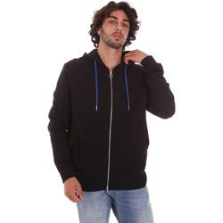 textil Herr Sweatshirts Invicta 4454252/U Svart