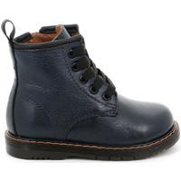 Skor Barn Boots Grunland PP0255 Blå