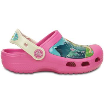 Skor Dam Sandaler Crocs 202706 Rosa