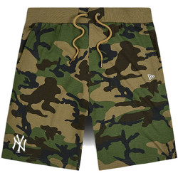 textil Herr Shorts / Bermudas New-Era 12483685 Grön