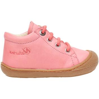 Skor Barn Höga sneakers Naturino 2012889 01 Rosa