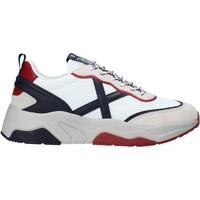 Skor Herr Sneakers Munich 8770064 Vit