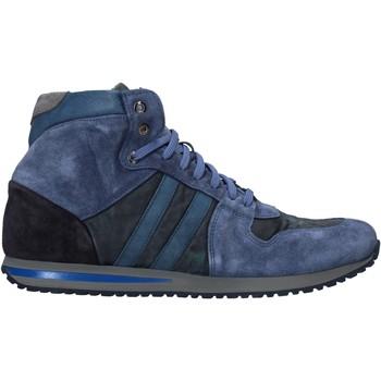 Skor Herr Höga sneakers Rogers 02 Blå