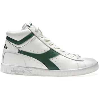 Skor Herr Höga sneakers Diadora 501159657 Vit