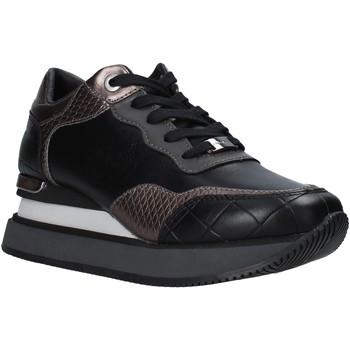 Skor Dam Sneakers Apepazza F1MIDHIGH07/LEA Svart