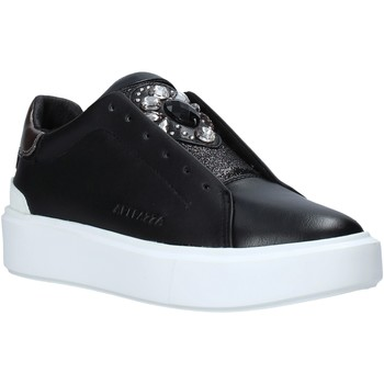 Skor Dam Sneakers Apepazza F1PIMP05/LEA Svart