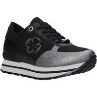 Skor Dam Sneakers Apepazza F1RSD16/NYL Svart