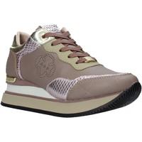 Skor Dam Sneakers Apepazza F1MIDHIGH07/LEA Brun