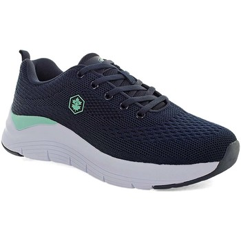 Skor Dam Sneakers Lumberjack SWC7411 001 C27 Blå
