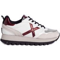 Skor Dam Sneakers Munich 8765022 Vit