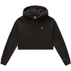 textil Dam Sweatshirts Dickies DK0A4XJTBLK1 Svart
