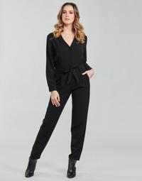 textil Dam Uniform Moony Mood  Svart