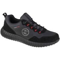 Skor Herr Sneakers Big Star II174248 Grafit