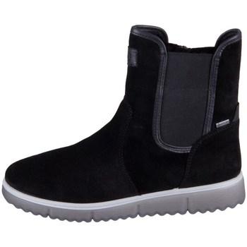 Skor Barn Höga sneakers Superfit Lora Svarta