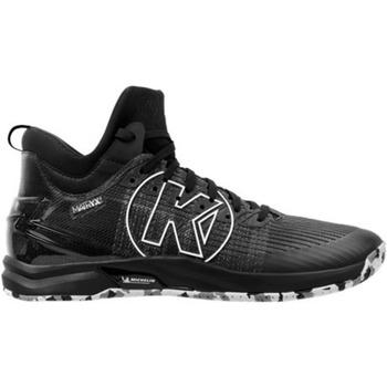 Skor Herr Gymnastikskor Kempa Chaussures  Attack Midcut 2.0 noir