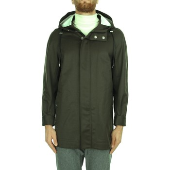 textil Herr Vår/höstjackor Mackintosh MARGIE GMH-1020 TC03 Green
