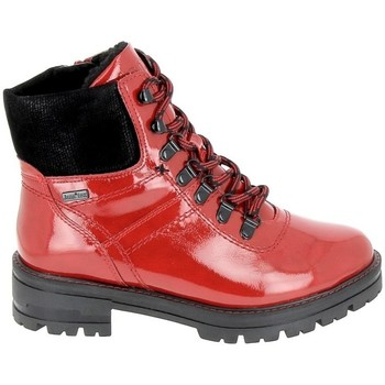 Skor Dam Boots Jana Boots 26220 Rouge Röd