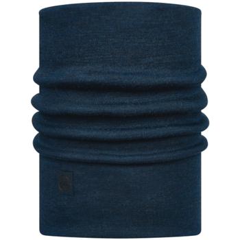 Accessoarer Halsdukar Buff Merino Heavyweight Neckwarmer Bleu marine