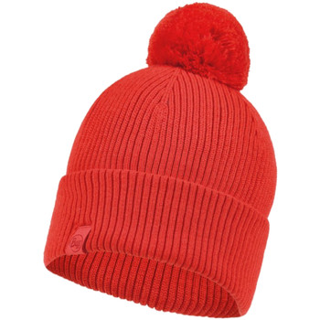 Accessoarer Mössor Buff Tim Merino Hat Beanie Rouge
