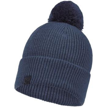 Accessoarer Mössor Buff Tim Merino Hat Beanie Bleu marine