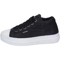 Skor Dam Sneakers Rucoline BH878 Svart
