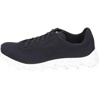 Skor Dam Sneakers Rucoline BH880 Svart