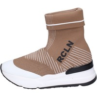 Skor Dam Höga sneakers Rucoline BH886 Beige