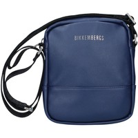 Väskor Axelväskor Bikkembergs E2APME210022 NAVY BLUE