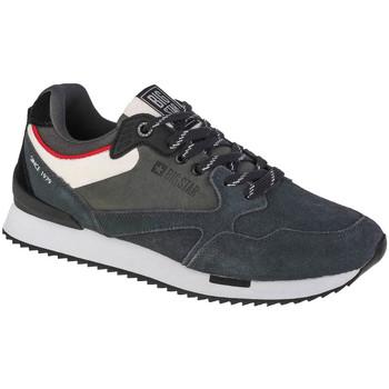 Skor Herr Sneakers Big Star Shoes Grise