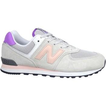 Skor Barn Sneakers New Balance 574 Gråa