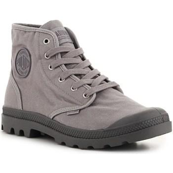 Skor Höga sneakers Palladium Pampa High HI Gråa