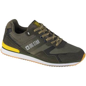 Skor Herr Sneakers Big Star Shoes Vert