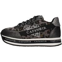 Skor Flickor Sneakers Café Noir C-1491 GREY