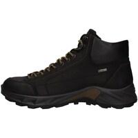 Skor Herr Höga sneakers IgI&CO 8140233 BLACK