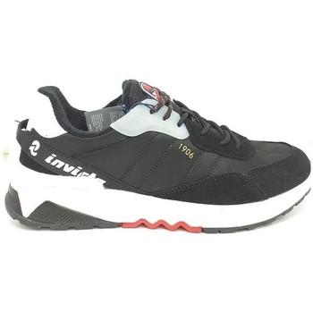 Skor Herr Sneakers Invicta  Svart