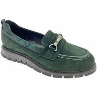 Skor Dam Loafers Donna Soft DOSODS1220ve verde