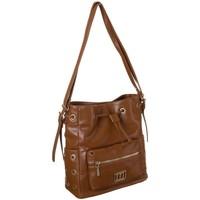 Väskor Dam Handväskor med kort rem Monnari 106000 Bruna