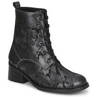 Skor Dam Boots Tiggers ROMA Svart
