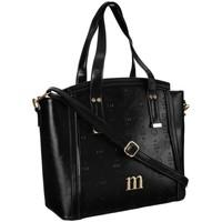 Väskor Dam Handväskor med kort rem Monnari 124700 Svarta