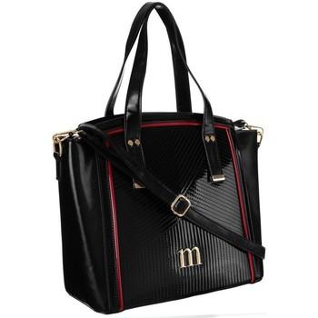 Väskor Dam Handväskor med kort rem Monnari 124590 Svarta