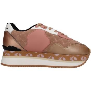 Skor Dam Sneakers Manila Grace S649LU BEIGE