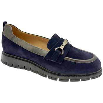 Skor Dam Loafers Donna Soft DOSODS1220blu blu