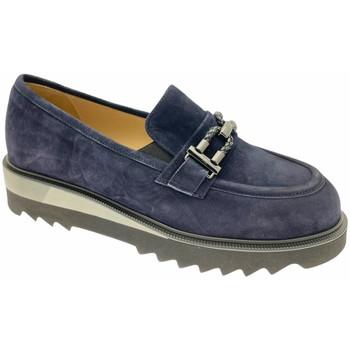 Skor Dam Loafers Donna Soft DOSODS1199blu blu