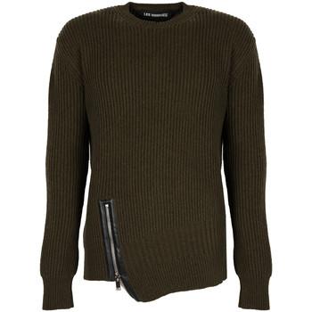 textil Herr Tröjor Les Hommes  Grön