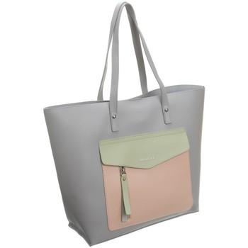 Väskor Dam Handväskor med kort rem Monnari 73430 Gråa