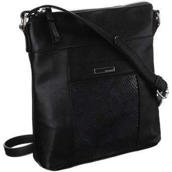 Väskor Dam Handväskor med kort rem Monnari BAG0510020 Svarta