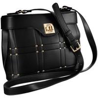 Väskor Dam Handväskor med kort rem Monnari 125370 Svarta