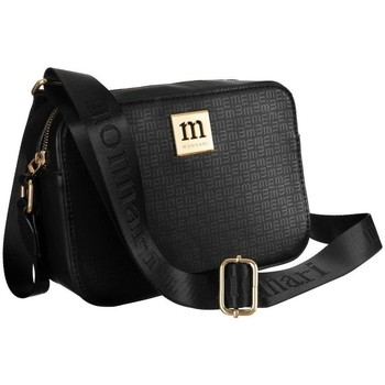 Väskor Dam Handväskor med kort rem Monnari 125580 Svarta