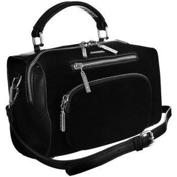 Väskor Dam Handväskor med kort rem Monnari 125560 Svarta