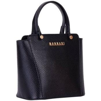 Väskor Dam Handväskor med kort rem Monnari BAG1680020 Svarta